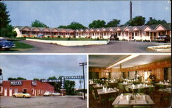 Lee Jackson Motel Restaurant And Service Station, U. S. 50 and 522