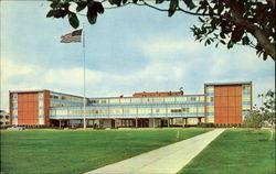 Armed Forces Staff College, 7800 Hampton Blvd. Postcard