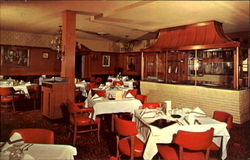 The Lafayette Charcoal Steak And Seafood House, 1203 Richmond Road Postcard