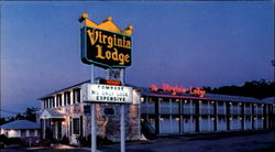 The Virginia Lodge, 6027 Richmond Hwy
