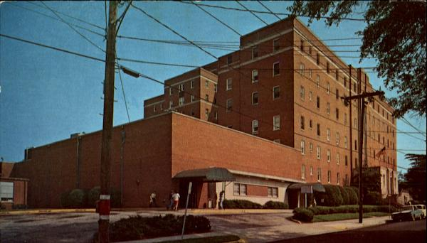 Greenville General Hospital South Carolina