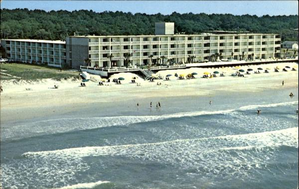 Swamp Fox Motor Inn 24th Ave South Ocean Blvd Myrtle Beach Sc