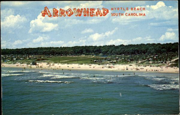 Arrowhead Myrtle Beach Sc