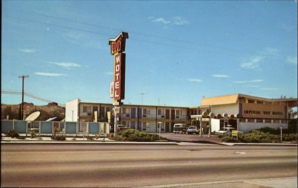 Imperial 400 Motor Inn 1911 Andy Devine Avenue