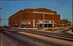 Greenville Memorial Auditorium