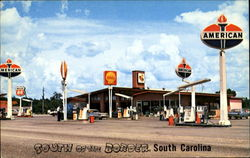 South Of The Border, U. S. Highways 301 - 501