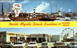 North Myrtle Beach Pavilion At Ocean Drive