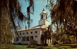 Old Edisto Island Church
