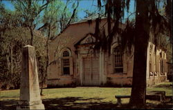 Oldest Church In South Carolina