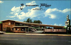 Spartanburg Trave Lodge, 416 E. Main