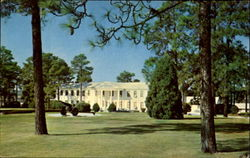 Post Headquarters At Fort Jackson