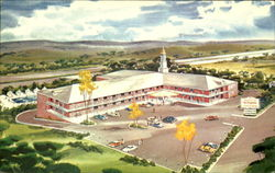 Greenwich New Englander Motor Hotel, 1114 Post Rd