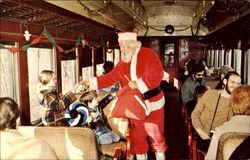 The Santa Claus Specials, Valley Railroad