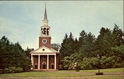 The Chapel The Choate School