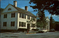 Picturesque Colonial Homes, Elm Street
