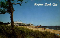 View Of Madison Beach Club
