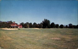 Madison Golf And Country Club Postcard