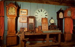 American Clock & Watch Museum Inc.,, 100 Maple St.