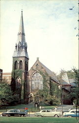 The First Church In Waterbury Congregational