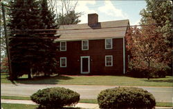 Noah Webster Home