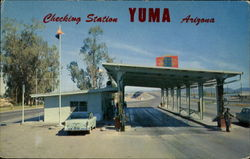 Arizona Checking Station