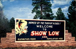 Welcome To Show Low