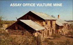 Assay Office Vulture Mine