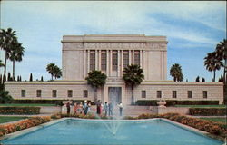 L. D. S. Mormon Temple, 525 East Main