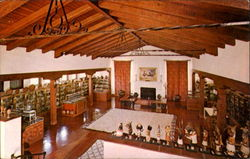 View Of The Main Hall, Amerind Museum