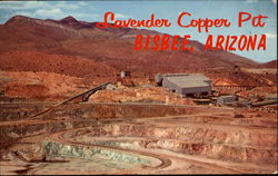 Lavender Pit & Copper Mill
