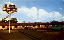 Reed's Motor Lodge, U. S. 60 and 260