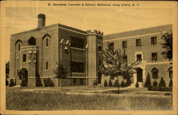 St. Barnabas Convent & School, Long Island Belmore New York