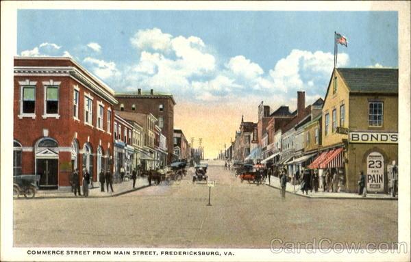 commerce street main street fredericksburg va. Black Bedroom Furniture Sets. Home Design Ideas