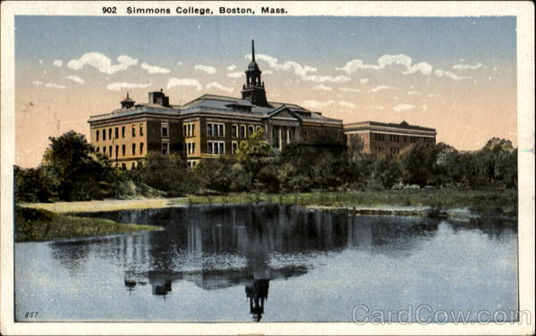 Simmons College Boston Massachusetts