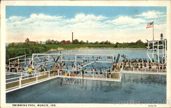 Swimming Pool Muncie Indiana
