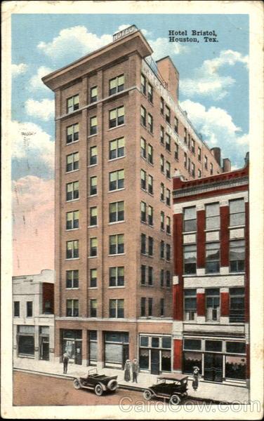 Hotel Bristol Houston Texas