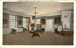 Council Chamber, Old State House