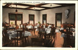 The Dining Room, Attleboro Springs
