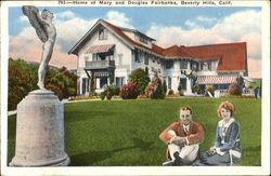 Home Of Mary And Douglas Fairbanks
