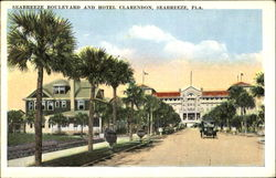 Seabreeze Boulevard And Hotel Clarendon