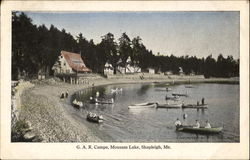 G. A. R. Camps, Mousam Lake