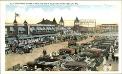 Old Orchard Street And The Pier