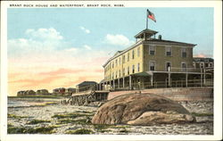 Brant Rock House And Waterfront