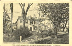 The Bellingham Cary House