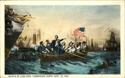 Battle Of Lake Erie Commodore Perry
