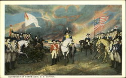 Surrender Of Cornwallis U. S. Capitol