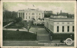 White House And Executive Offices