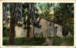 Goose Creek Church Postcard
