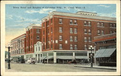 Breen Hotel And Knights Of Columbus Bldg