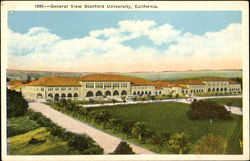 General View Stanford University